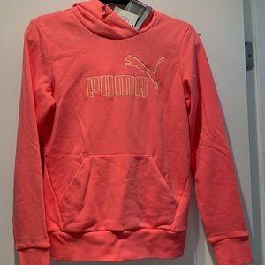 Punk puma sweatshirt small.   NWT